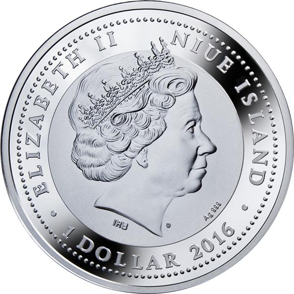 Монета острова ниуэ море любви цена 10 рублевые монеты к 70 летию победы