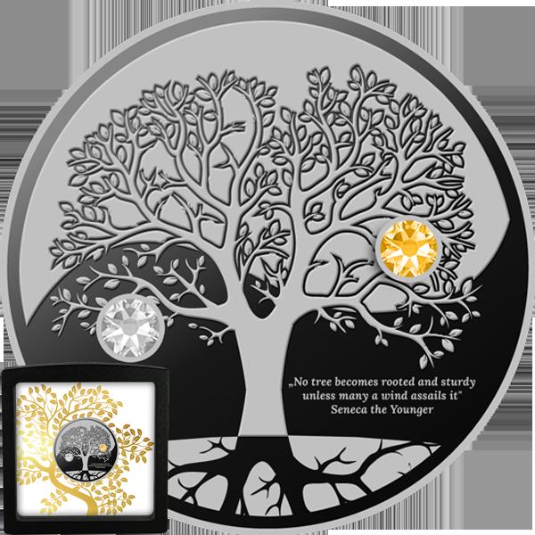 Дерево с кристаллами сваровски ткань асбестовая купить спб