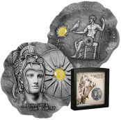 Alexander the Great Silver Coin 2020