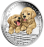 Puppies - Golden Retriever 2018 1/2oz Silver Proof Coin Perth Mint