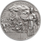 Livonian Crusade 5 Dollars Cook Islands 2018 Silver Coin